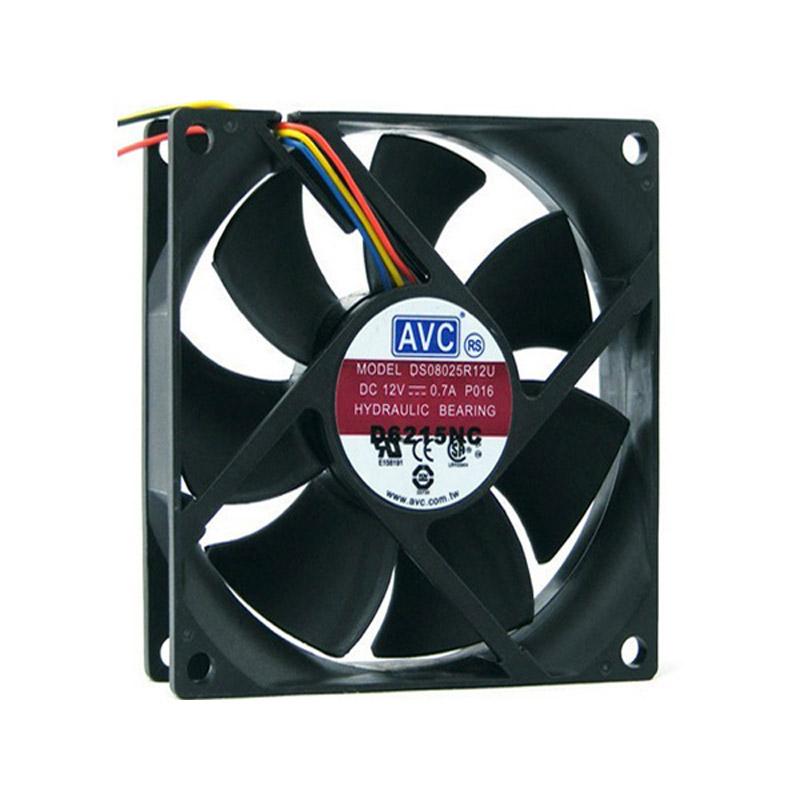 AVC DS08025R12U-005 CPUファン