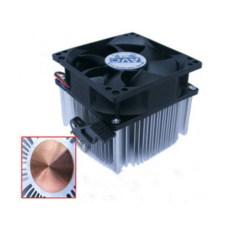 AVC DS08025R12U-PFAF CPUファン