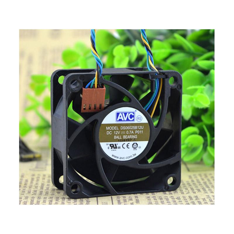 AVC DS06025B12U-P021 CPUファン