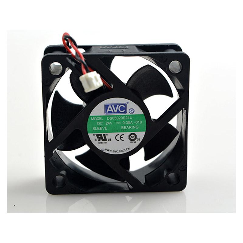 AVC DS05020S24U-010 CPUファン