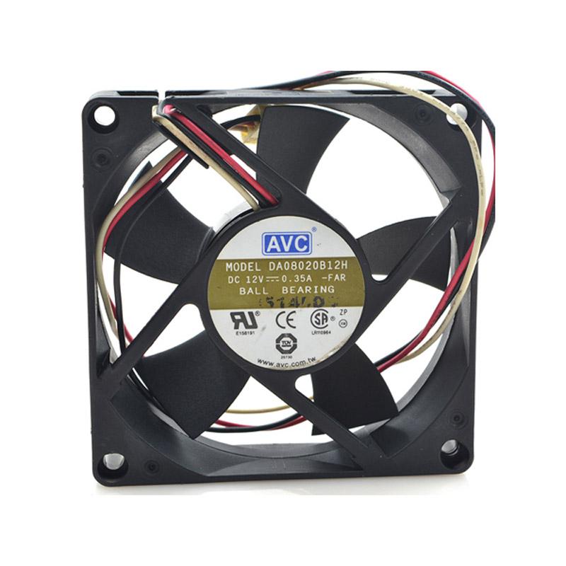 AVC DA08020B12H-FAR CPUファン