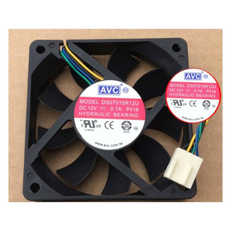 AVC DS07015R12M CPUファン