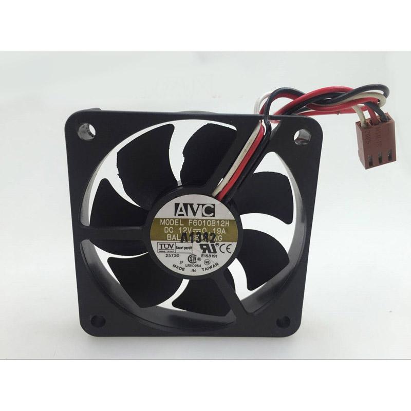 AVC F6010B12HS CPUファン