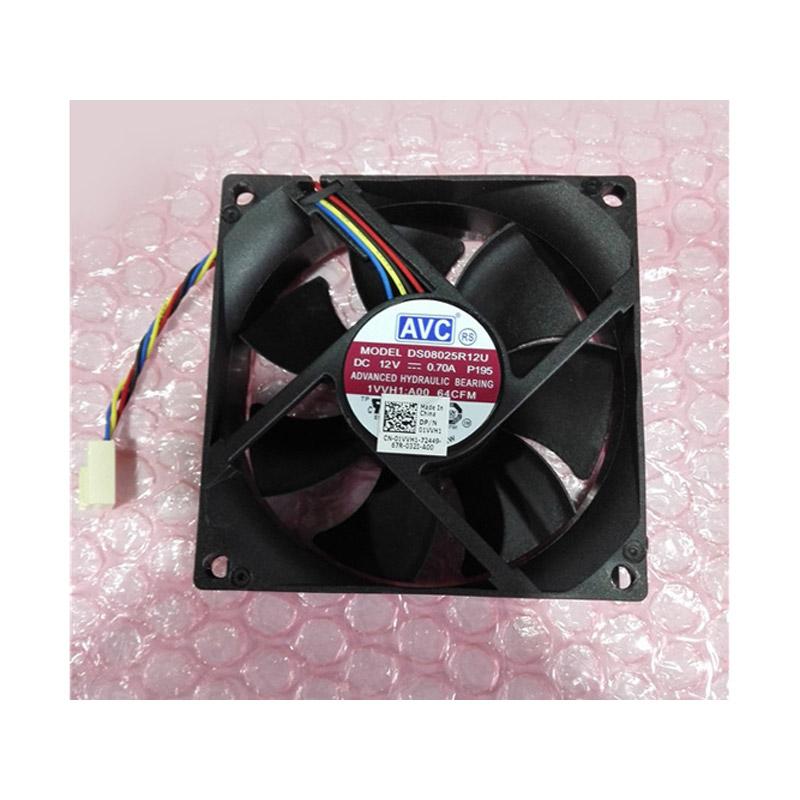 AVC DS08025R12U-P195 CPUファン