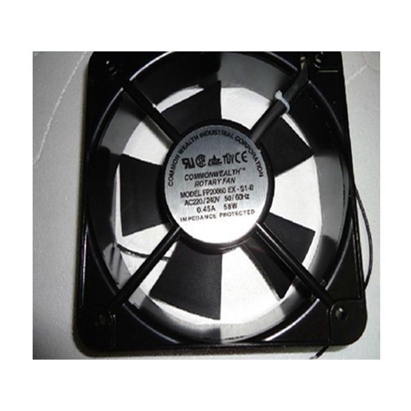 COMMONWEALTH FP20060 EX-S1-B CPUファン