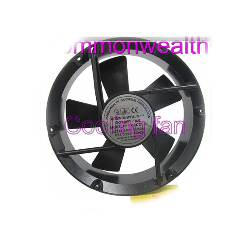 COMMONWEALTH FP-108EX-S1-B CPUファン