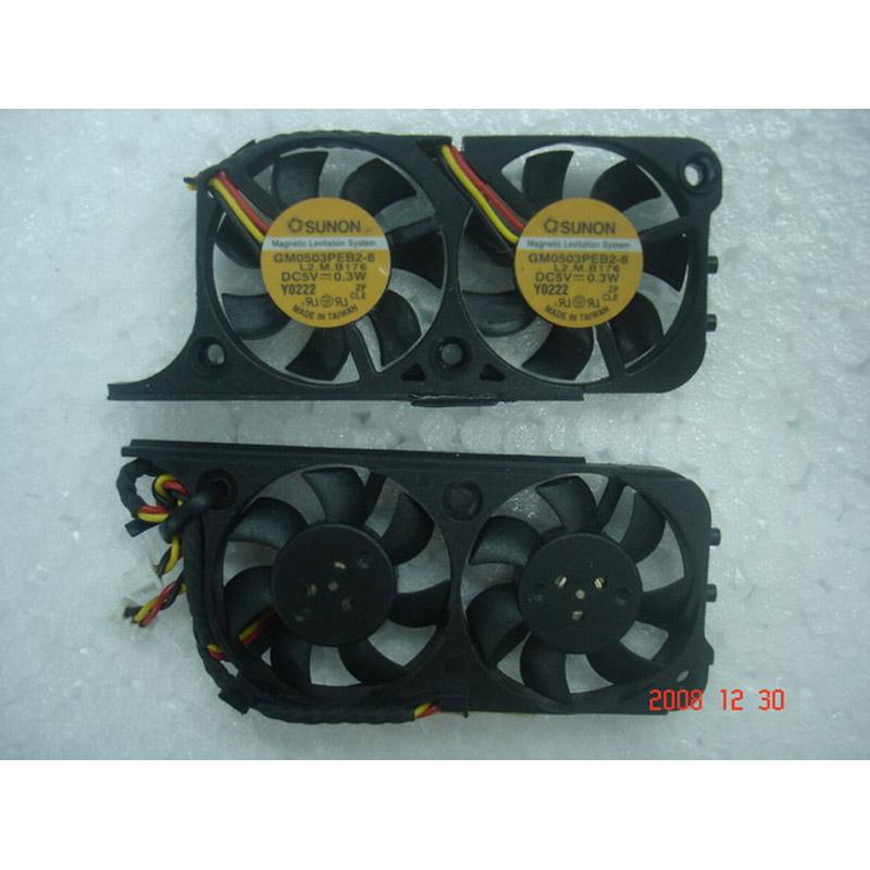 Dell GM0503PEB2-8 CPUファン