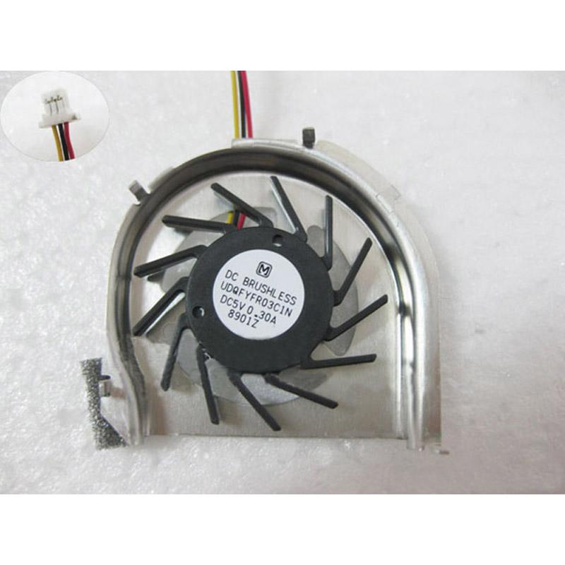 HP mini 5101 CPUファン