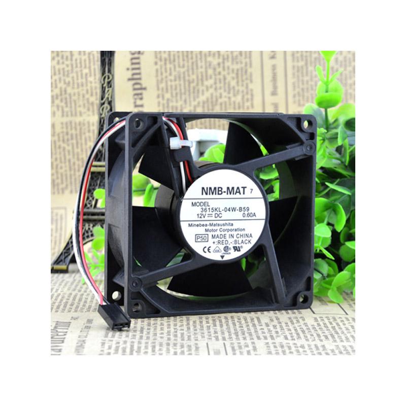NMB-MAT 3615KL-04W-B59 CPUファン