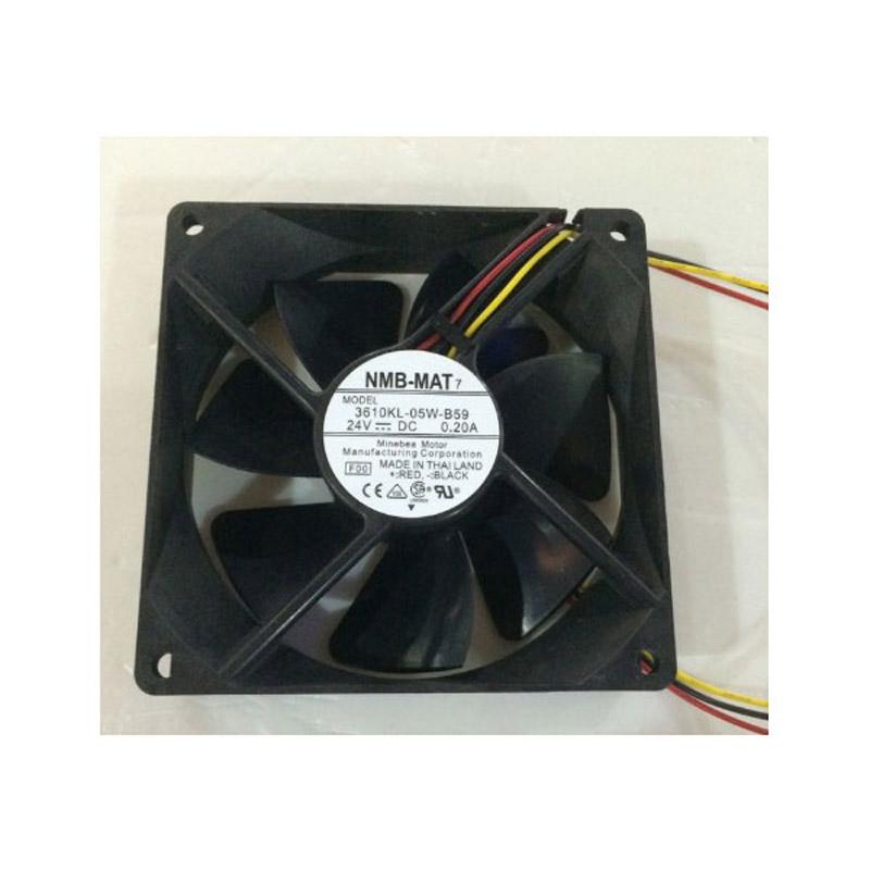 NMB-MAT 3610KL-05W-B59 CPUファン