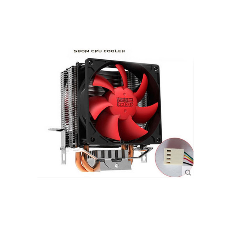 PCCOOLER RedSea Mini Smart CPUファン