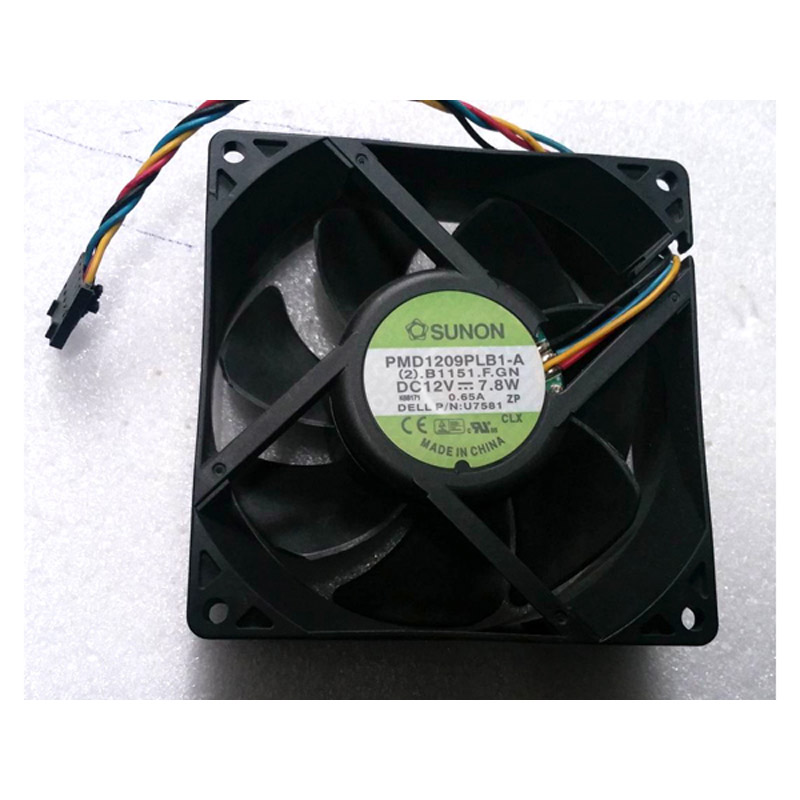 Dell M6792 U7581 TT704 OM6792 CPUファン