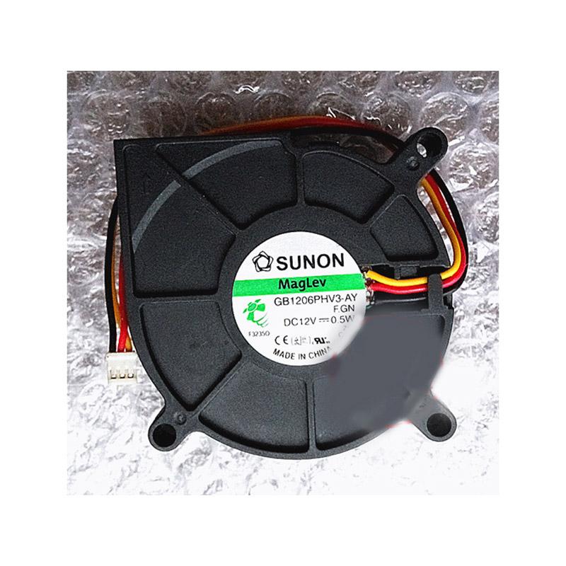 SUNON GB1206PHV3-AY CPUファン