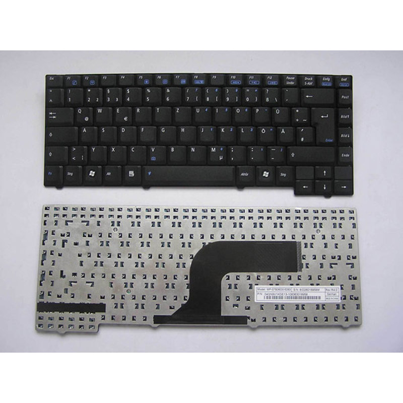 Laptop Keyboard ASUS F5R for laptop