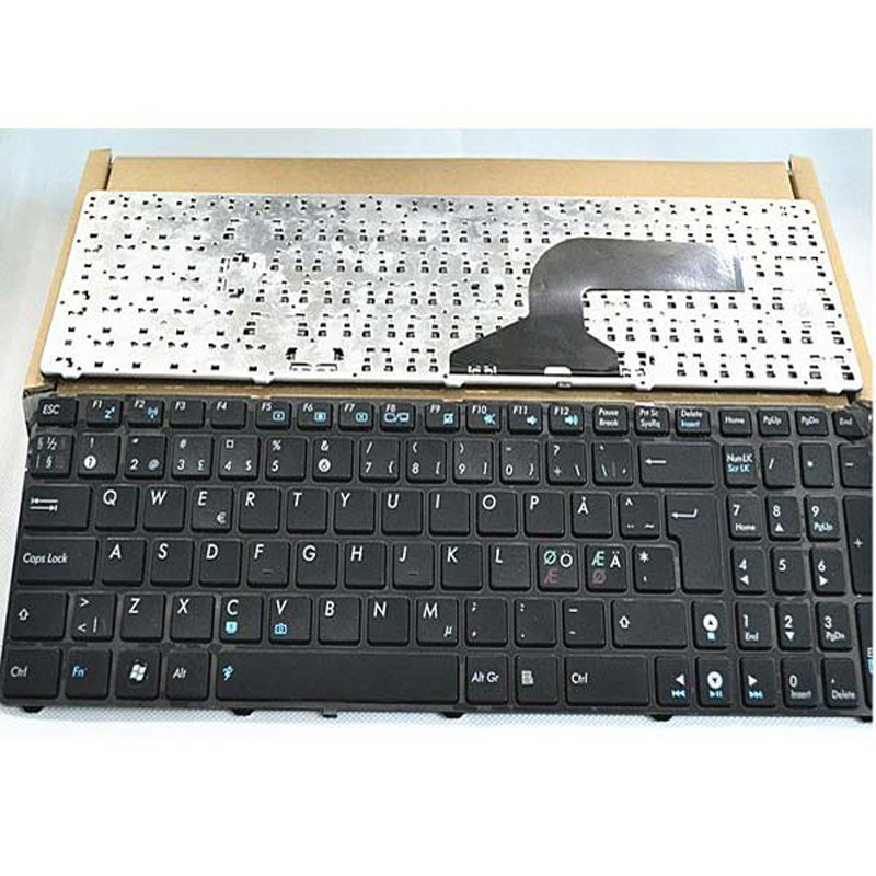 Laptop Keyboard ASUS N53SV for laptop