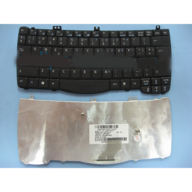 Laptop Keyboard ACER FTBUXH0008375(04B08C37) for laptop