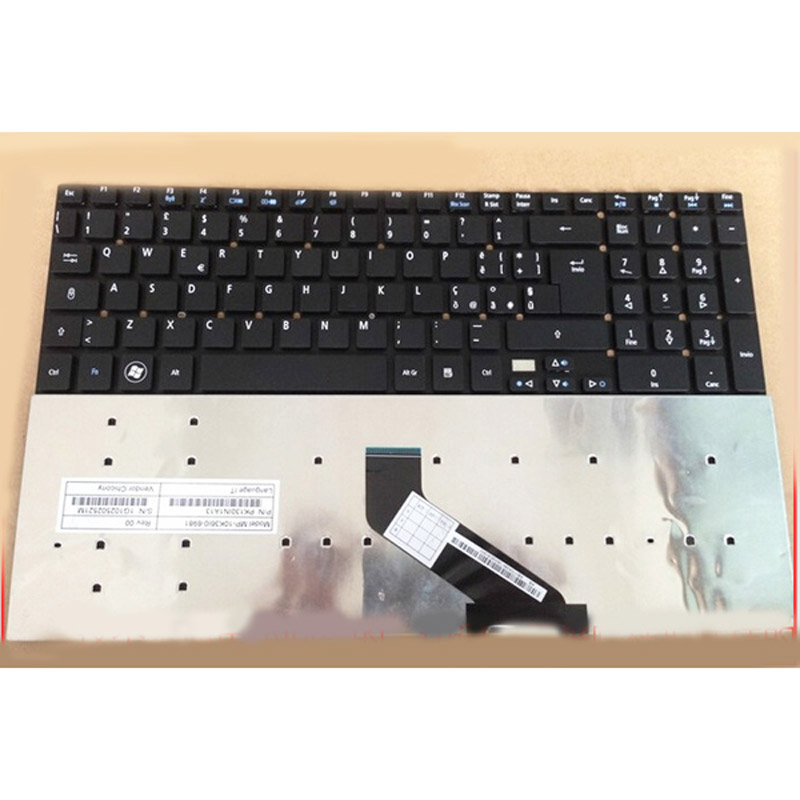 Laptop Keyboard ACER M3-581T-H54U for laptop
