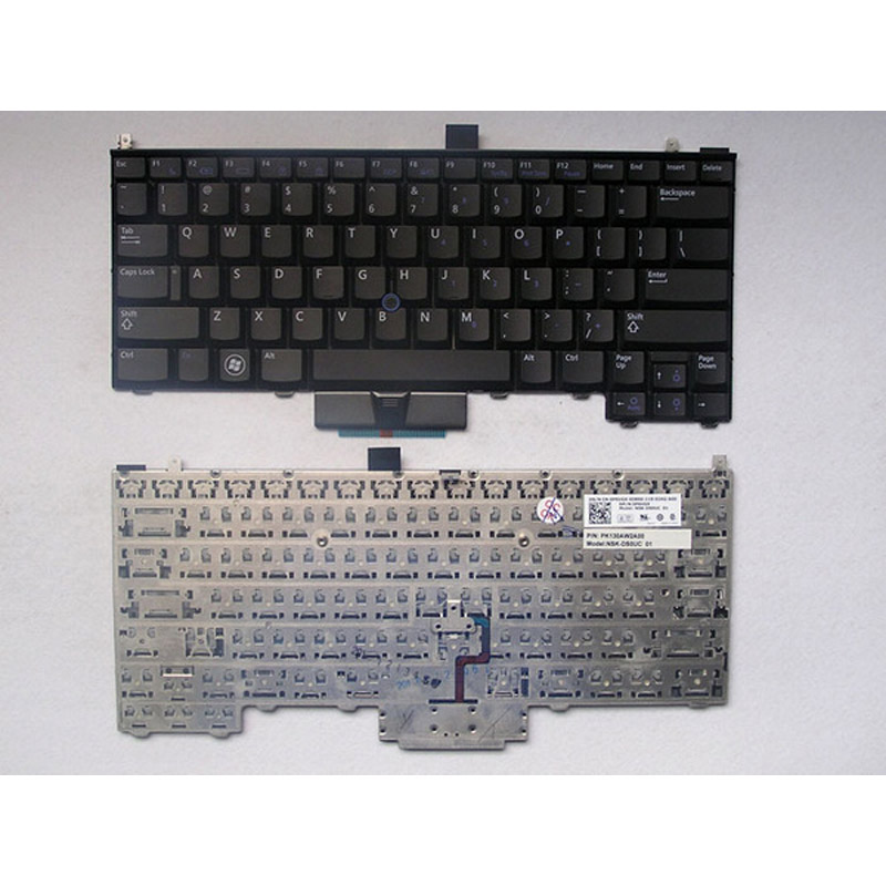 Laptop Keyboard Dell NSK-DS0UC for laptop