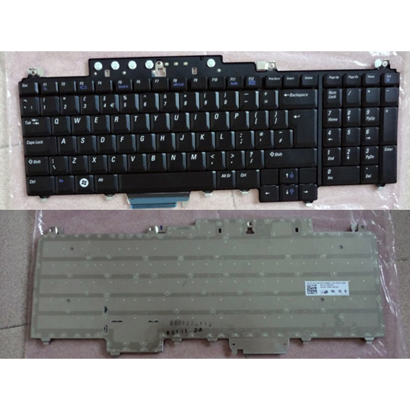 Laptop Keyboard Dell Vostro 1710 for laptop
