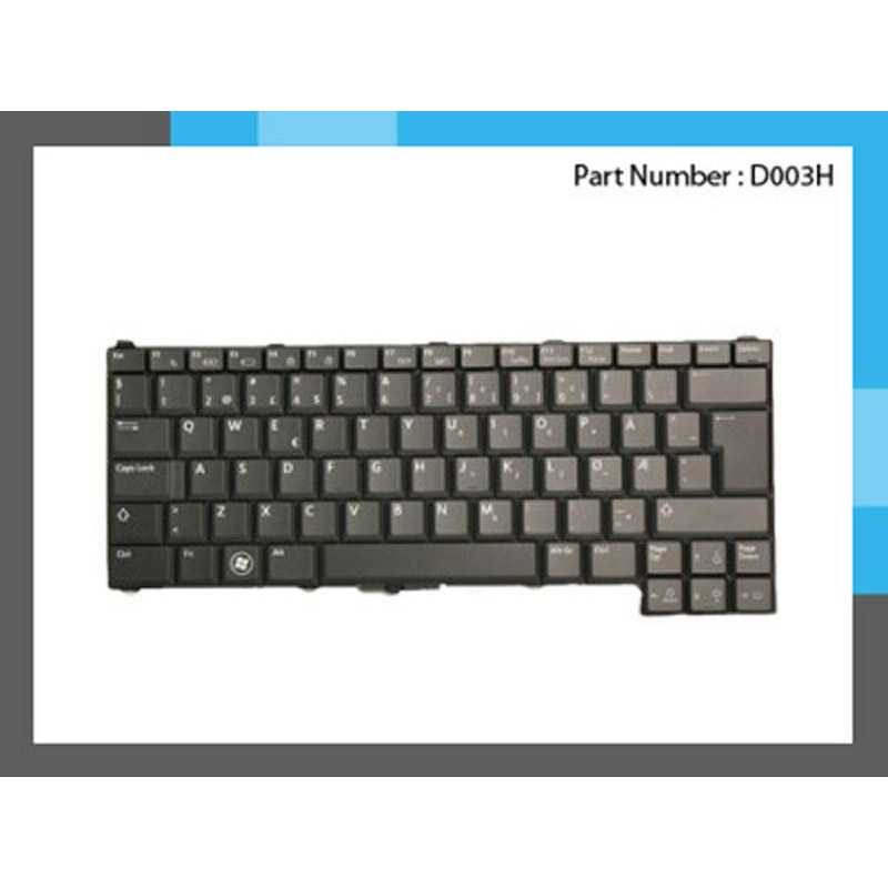 Laptop Keyboard Dell D003H for laptop