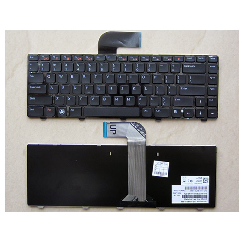 Laptop Keyboard Dell Inspiron M4040 for laptop