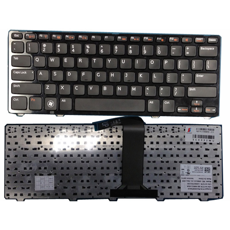 Laptop Keyboard Dell Inspiron 14Z for laptop