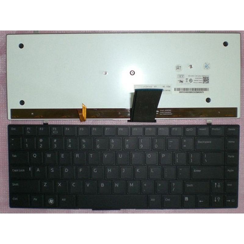 Laptop Keyboard Dell Studio XPS 1340 for laptop