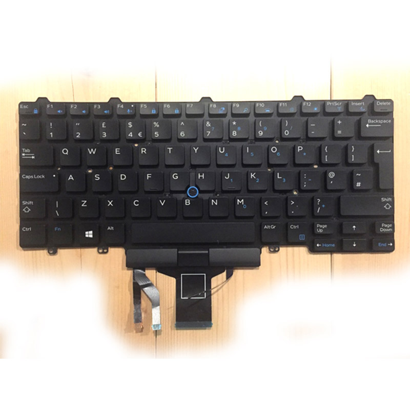 Laptop Keyboard Dell Latitude E7450 for laptop