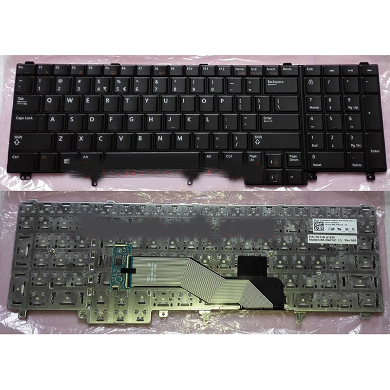 Laptop Keyboard Dell Precision M6800 for laptop
