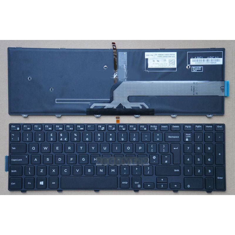Laptop Keyboard Dell Latitude 3560 for laptop