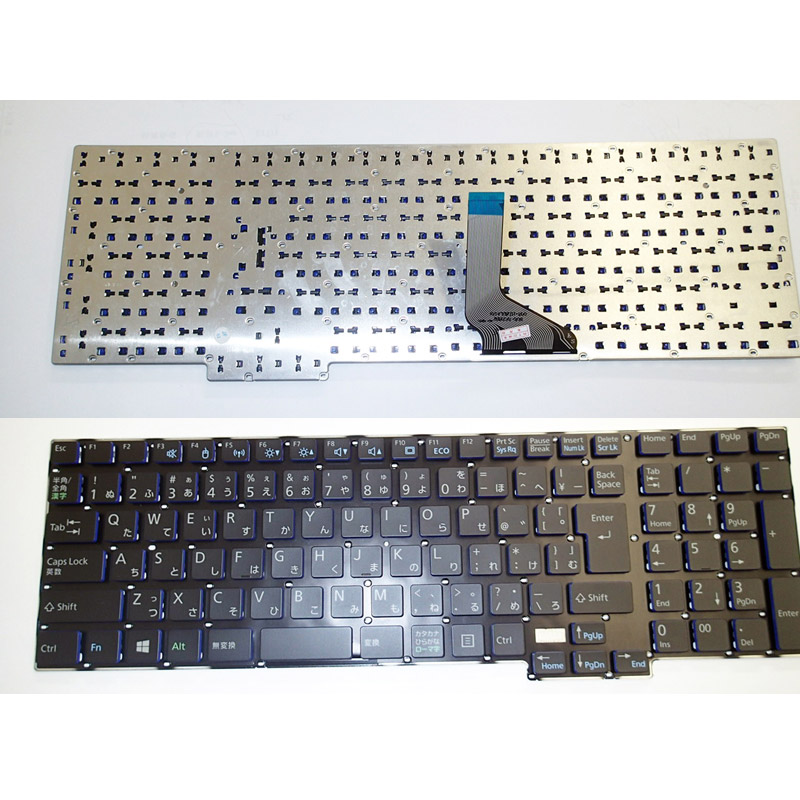 Laptop Keyboard FUJITSU LifeBook AH54/G for laptop