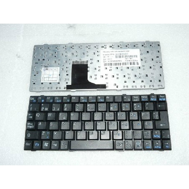 Laptop Keyboard KOHJINSHA MP-06896RC-930 for laptop