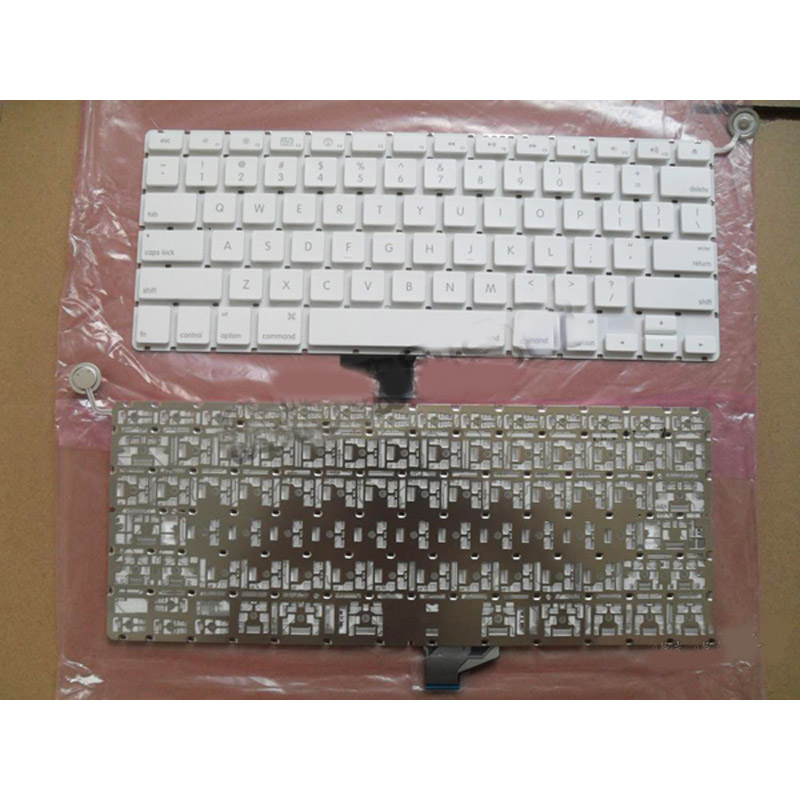 "Laptop Keyboard APPLE MacBook 13"" Unibody A1342 Series for laptop"