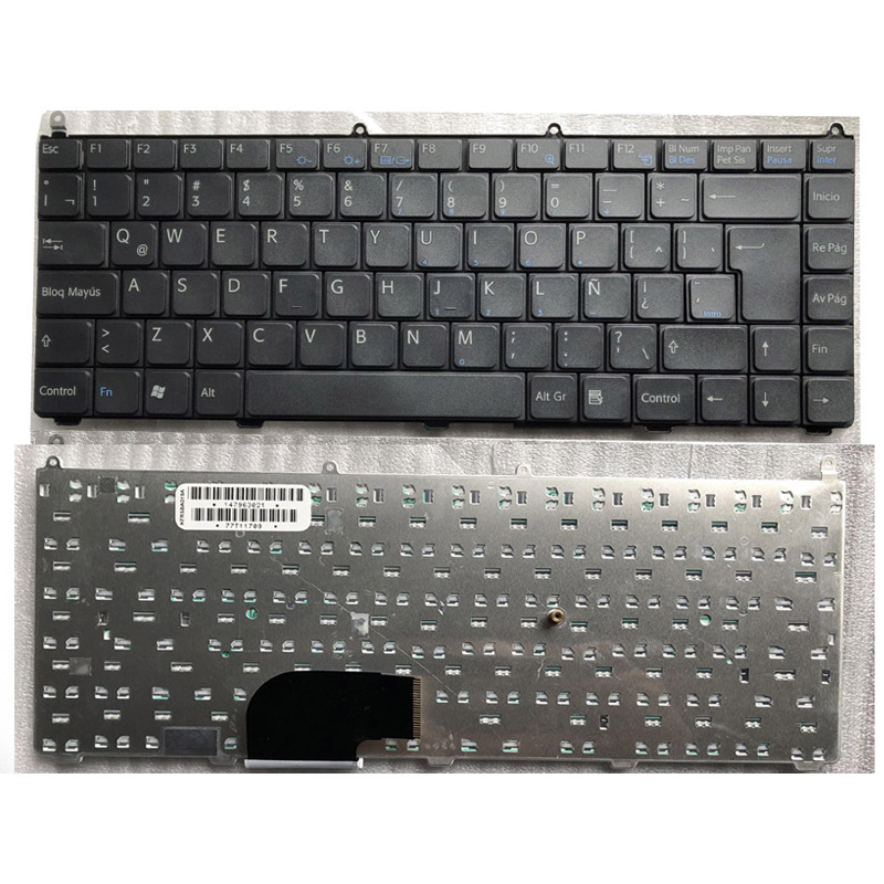 Laptop Keyboard SONY VAIO VGN-FE90S for laptop