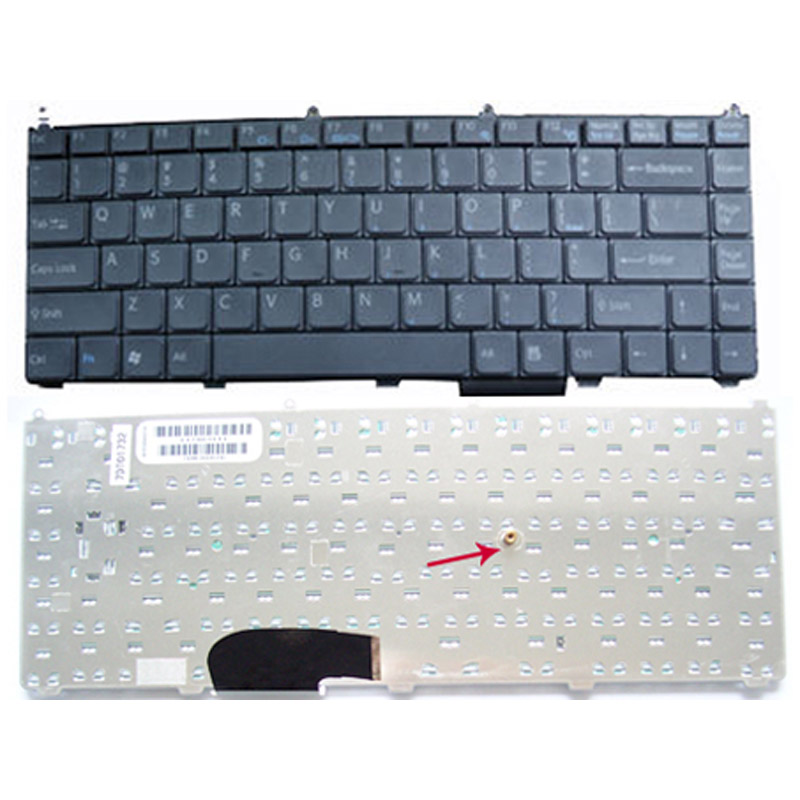 Laptop Keyboard SONY VGN AR Series for laptop