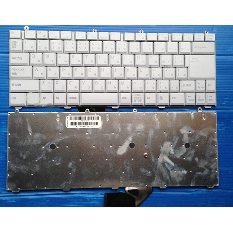 Laptop Keyboard SONY VAIO VGN-FS760/W for laptop