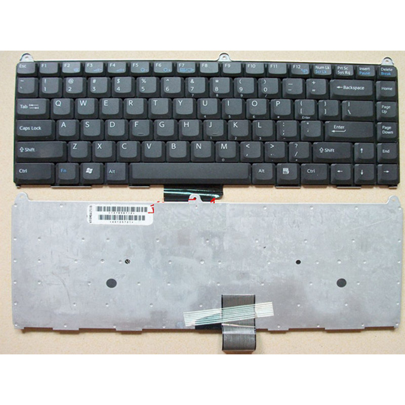 Laptop Keyboard SONY PCG-9P9M for laptop