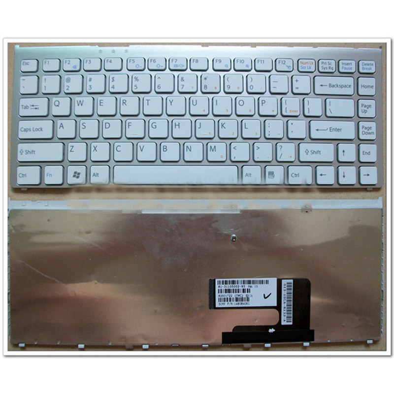 Laptop Keyboard SONY VAIO FW27/W for laptop