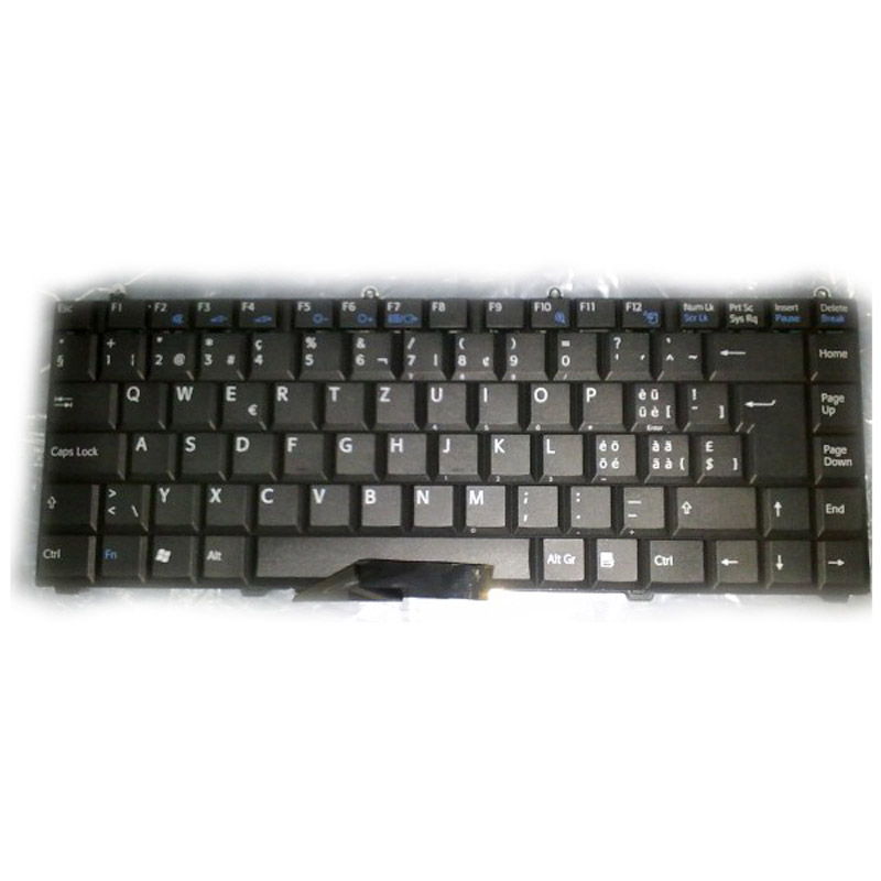 Laptop Keyboard SONY VAIO VGN-FS15LP for laptop