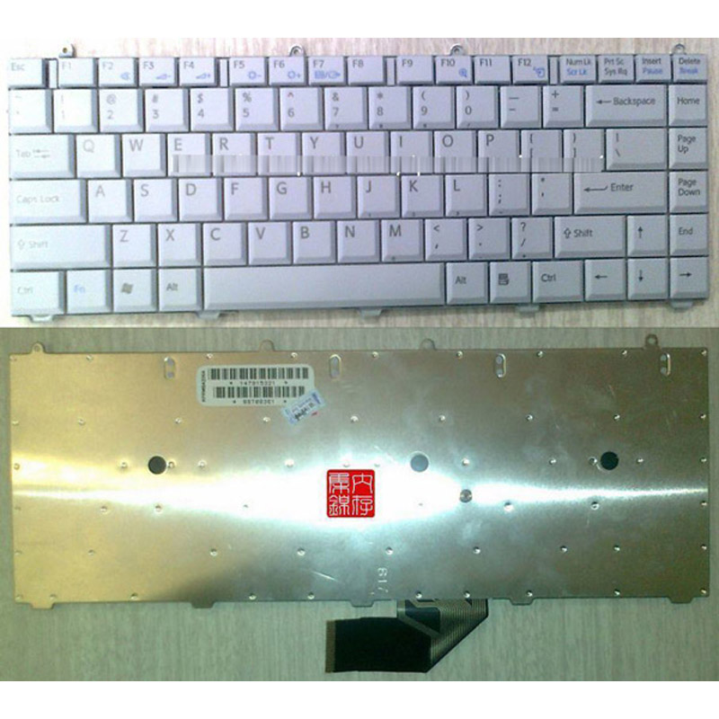 Laptop Keyboard SONY VAIO VGN-FS38C for laptop