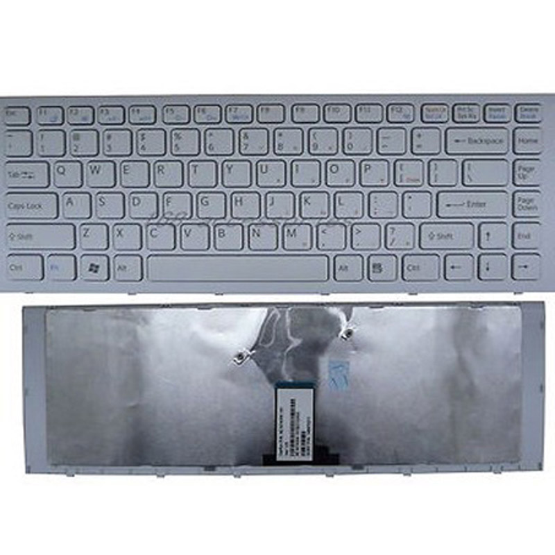Laptop Keyboard SONY VAIO VPC-EG15 for laptop