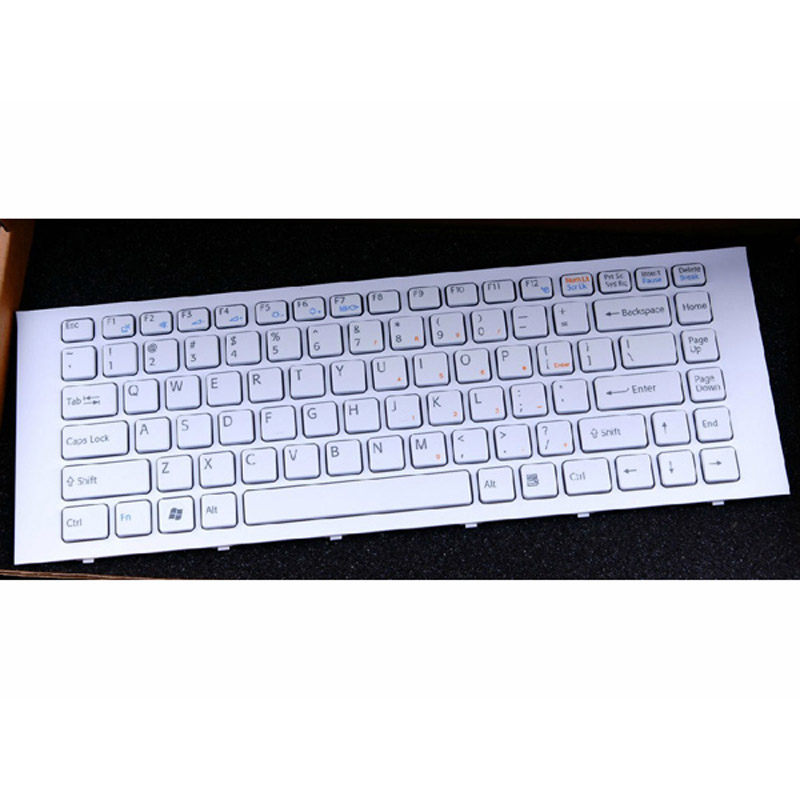 Laptop Keyboard SONY VAIO VPC-EG1AFX/W for laptop