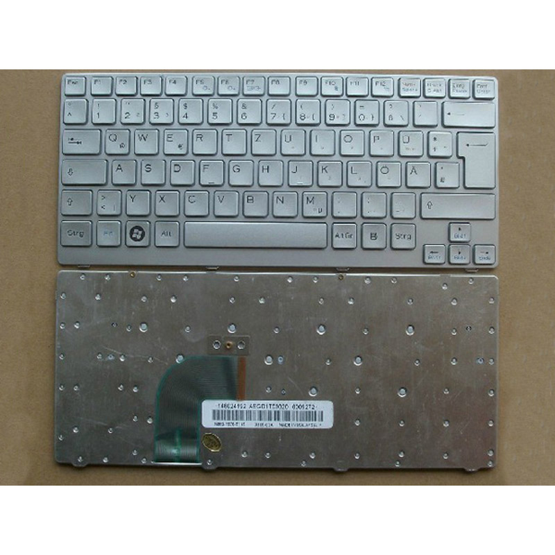 Laptop Keyboard SONY VAIO VGN-CR21 for laptop