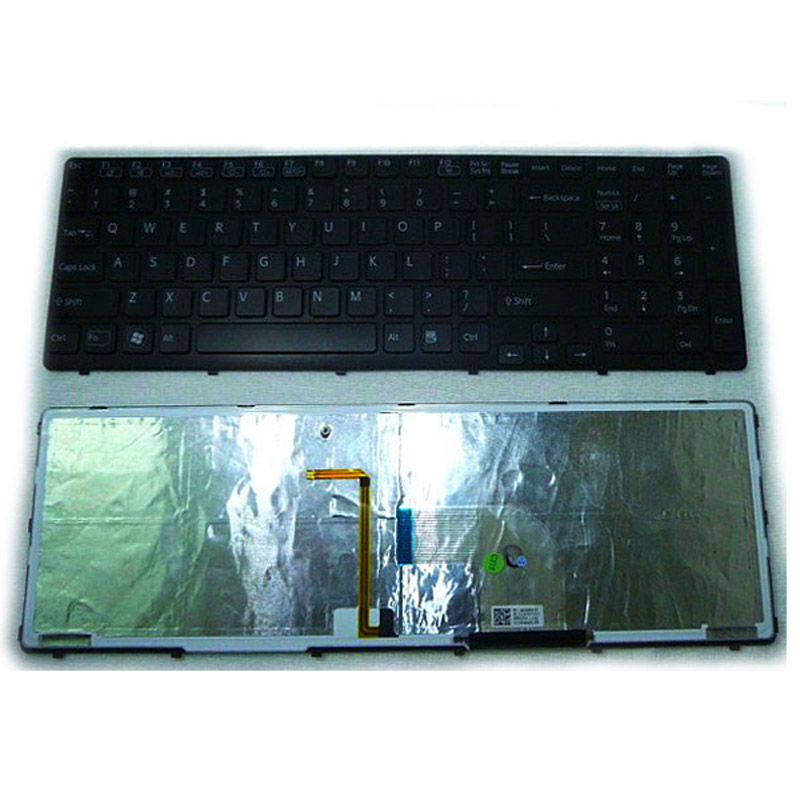 Laptop Keyboard SONY VAIO SVE151C11T for laptop