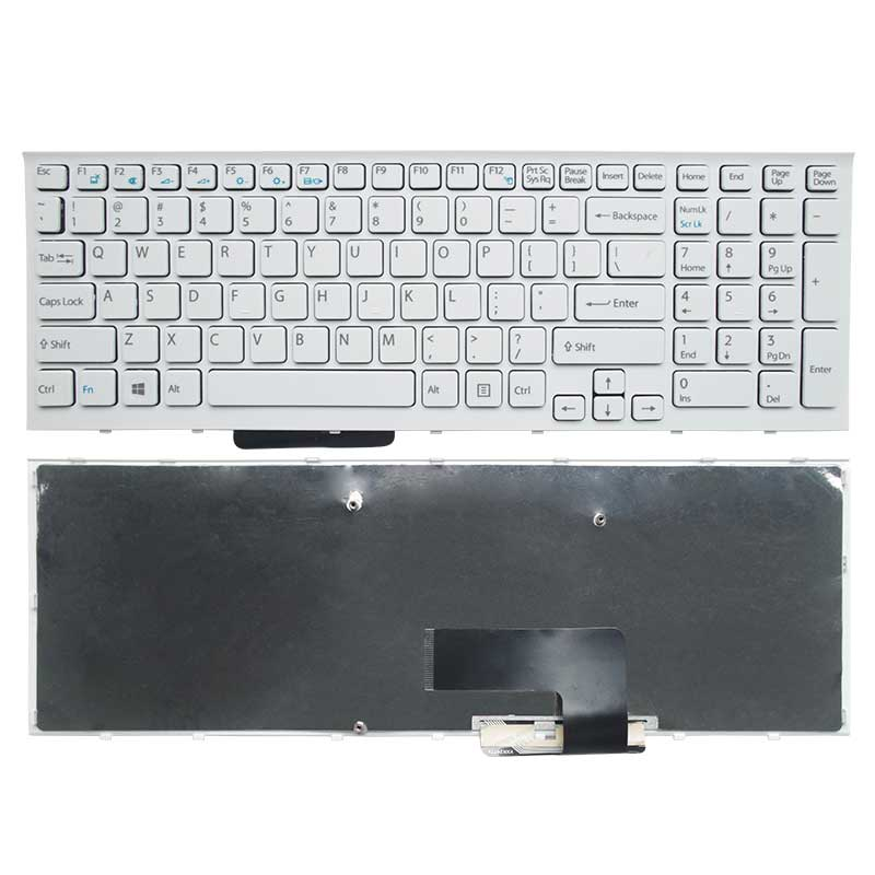 Laptop Keyboard SONY VAIO VPC-EH111T for laptop