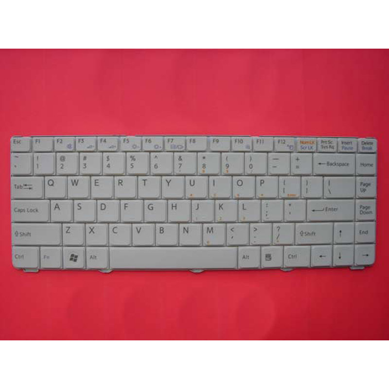 Laptop Keyboard SONY VAIO VGN-NR120ET for laptop