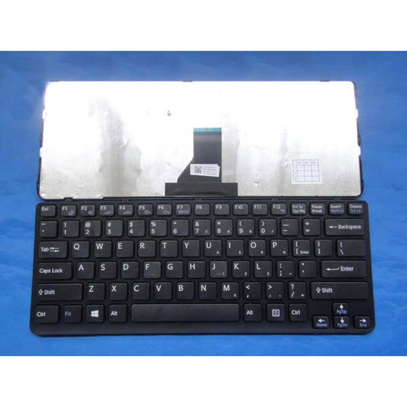 Laptop Keyboard SONY VAIO SVE141D11L for laptop