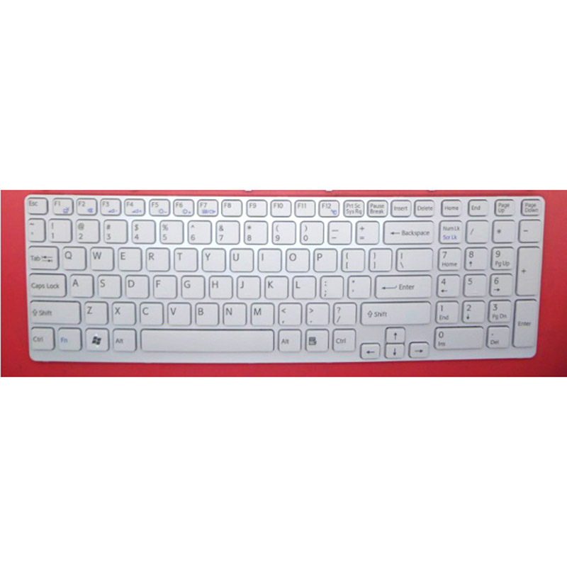 Laptop Keyboard SONY VAIO SVE151G18T for laptop