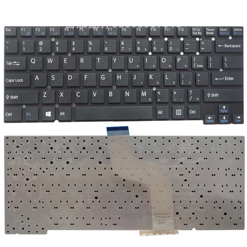 Laptop Keyboard SONY VAIO SVT13117FGS for laptop
