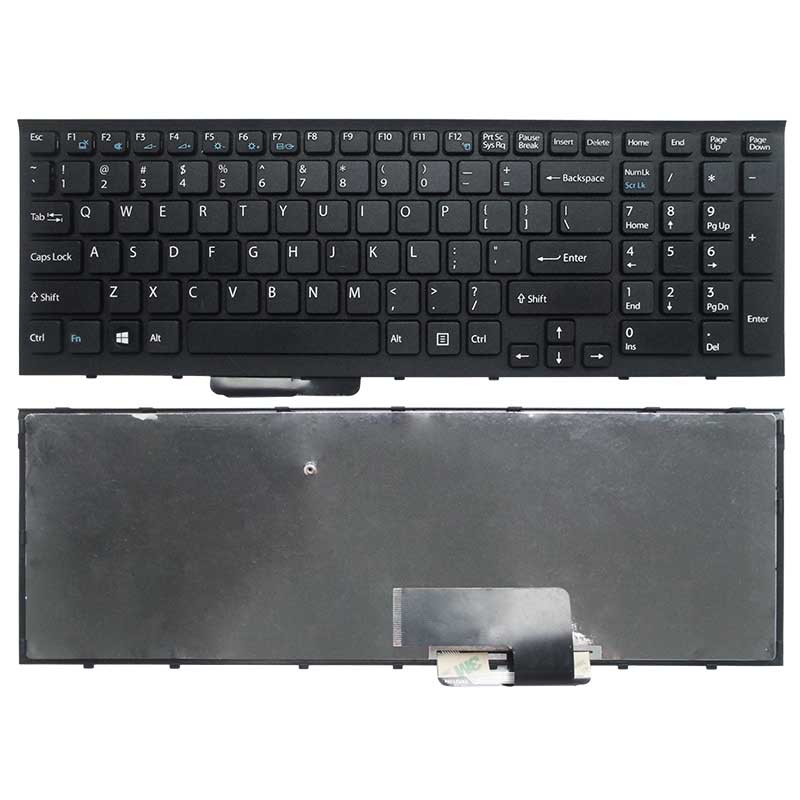 Laptop Keyboard SONY VAIO VPCEH-112T for laptop